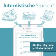 Internistische Studien per Newsletter