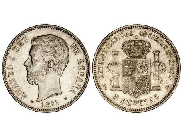 Variantes en los duros de plata