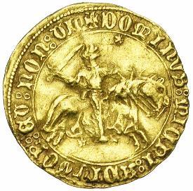 35 maravedís de Enrique II