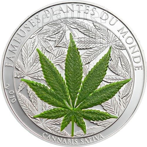 Monedas de plata muy vistosas