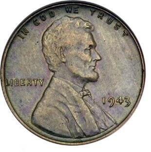 El centavo de 1943