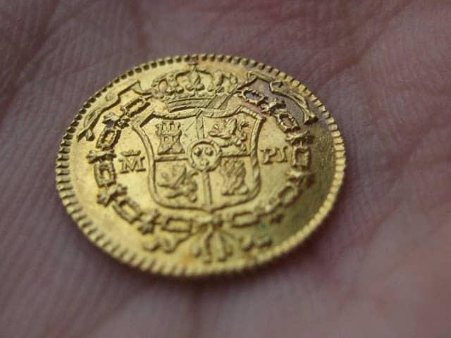 Fotografiar monedas