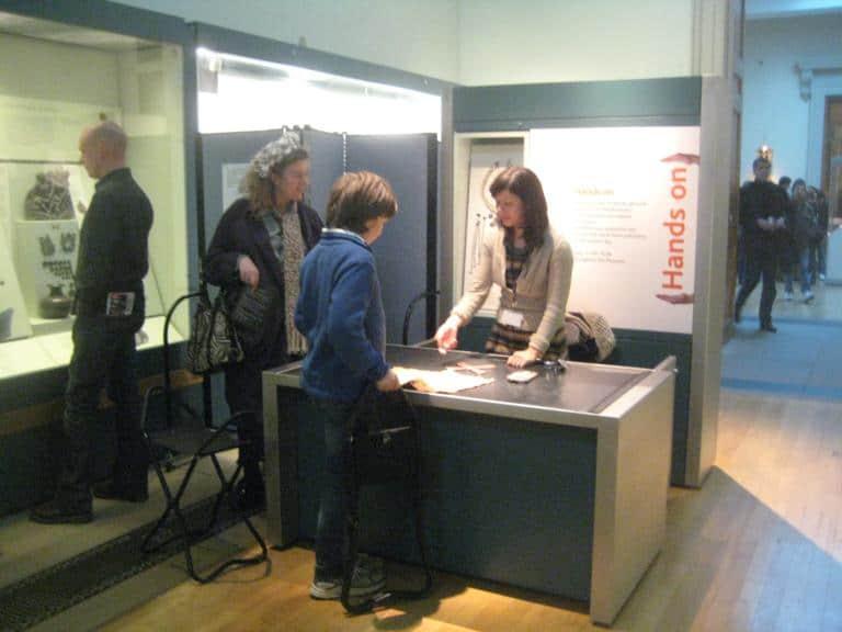 El gabinete numismático del British Museum