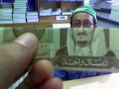 Usos alternativos de monedas y billetes