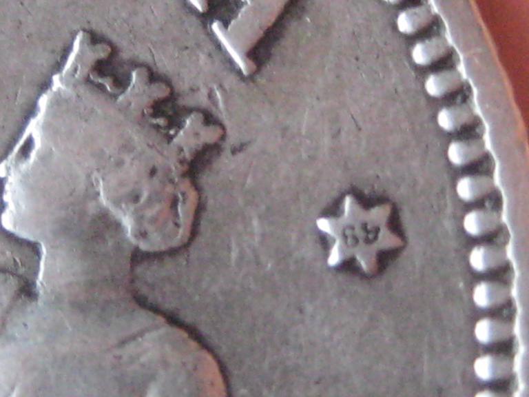 2 pesetas 1869 (18-68)