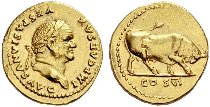 aureo Vespasiano