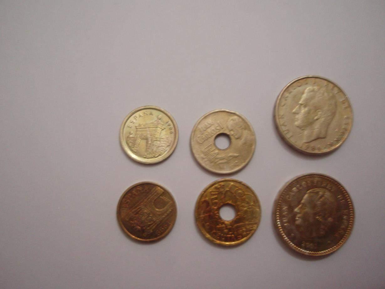 monedas limpiadas limón