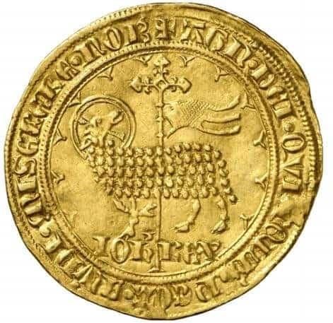 El <em>Agnus Dei</em> en las monedas