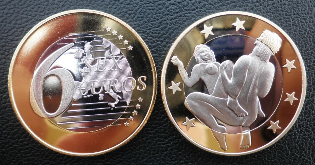 moneda sexo