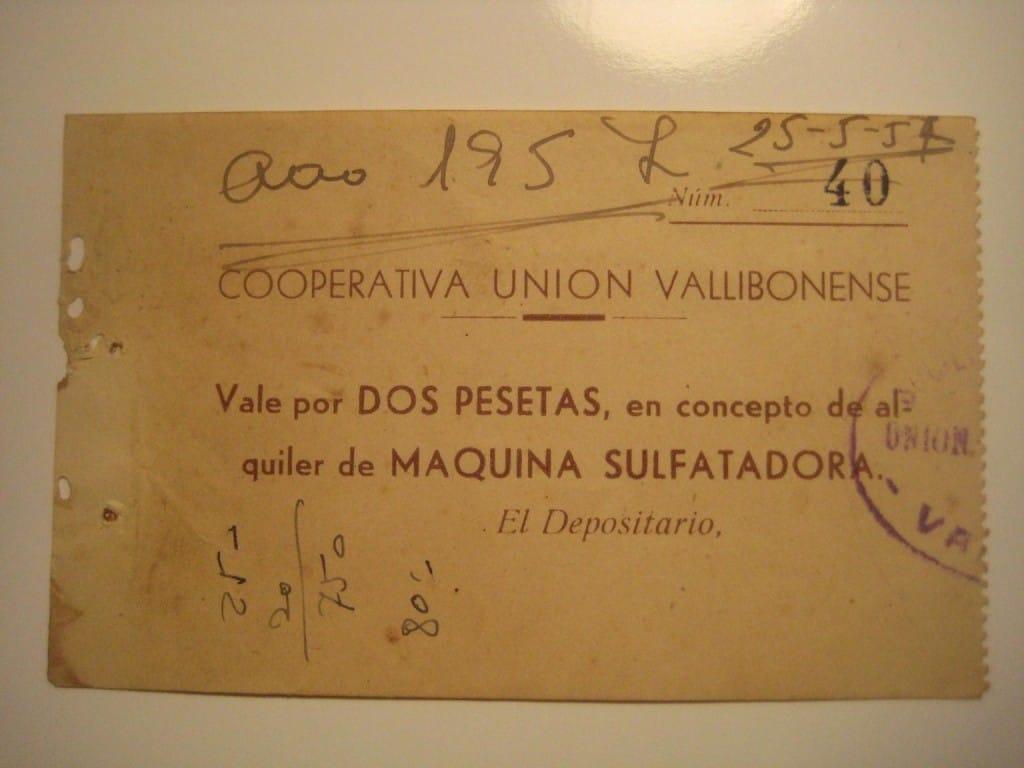 """Comentario a """"Billetes y Vales de la Comunidad Valenciana (1936-1970)"""" de David Lacruz"""