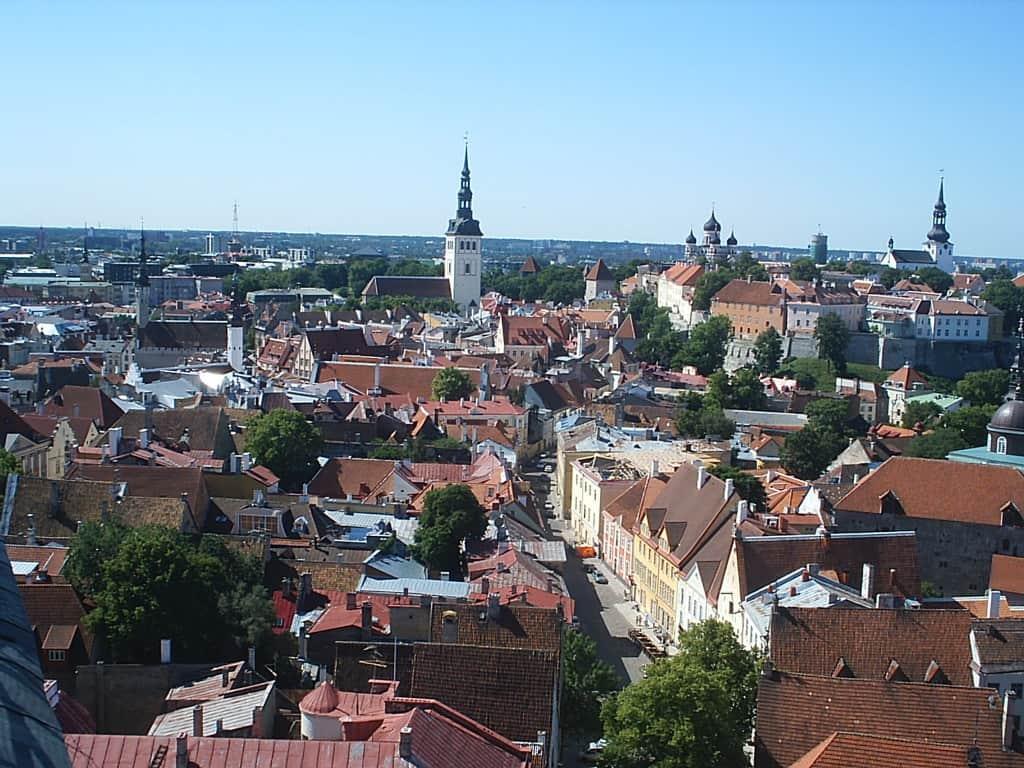Os escribo desde Estonia