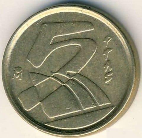 Las Monedas De Juan Carlos I Blog Numismatico