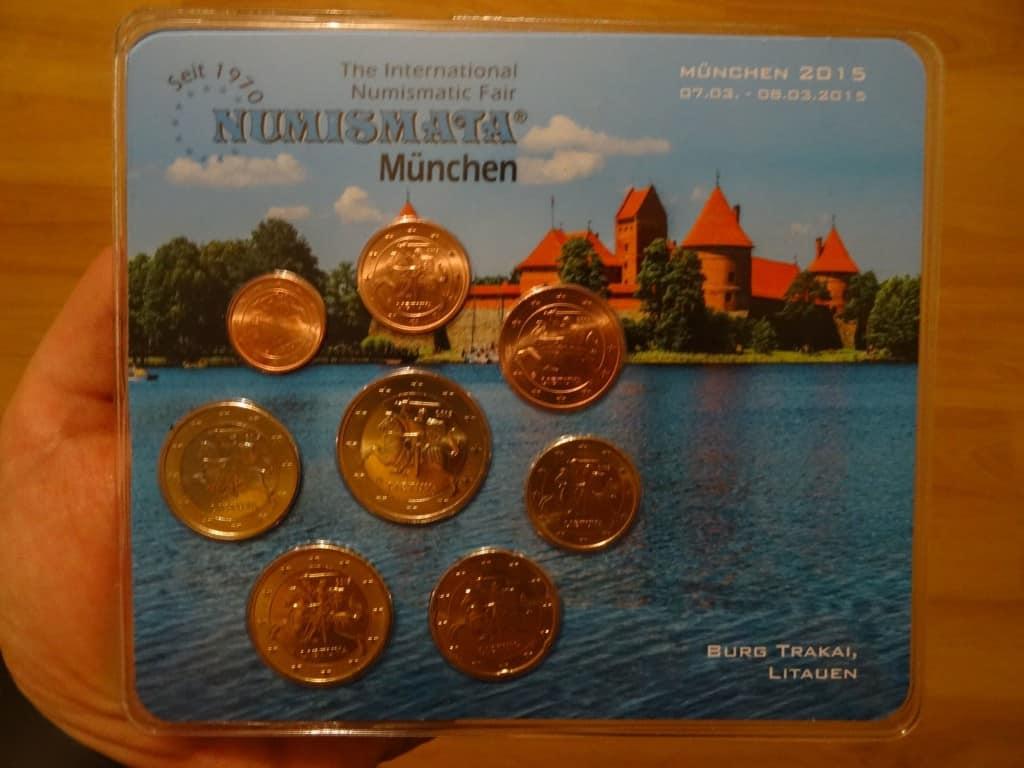 Crónica de Numismata Munich 2015