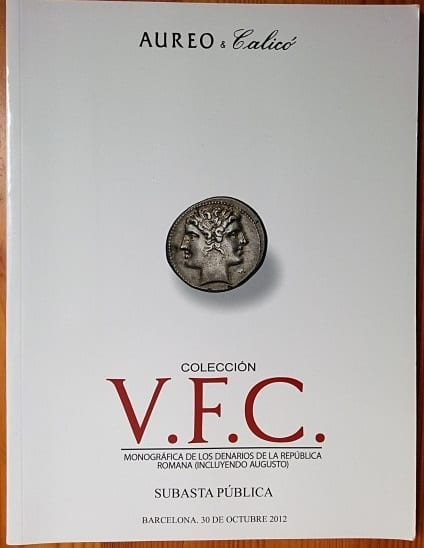 Los catálogos de subasta en papel
