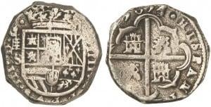 4 reales Segovia