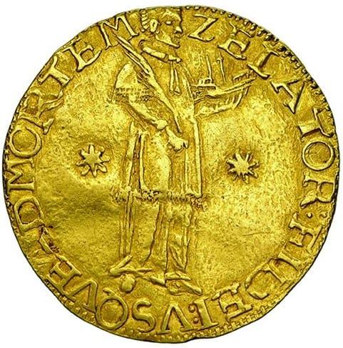Las monedas de Sebastián I de Portugal