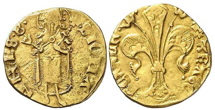 florín de Enrique IV