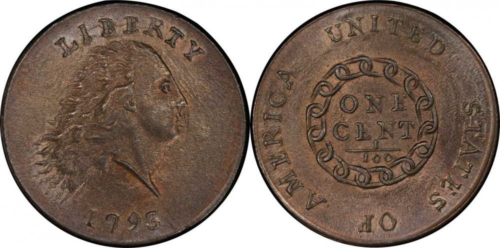 cent 1793