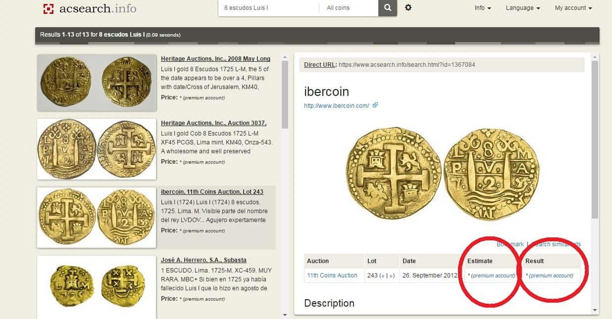 Alternativas a las cuentas <i>premium</i> en acsearch.info