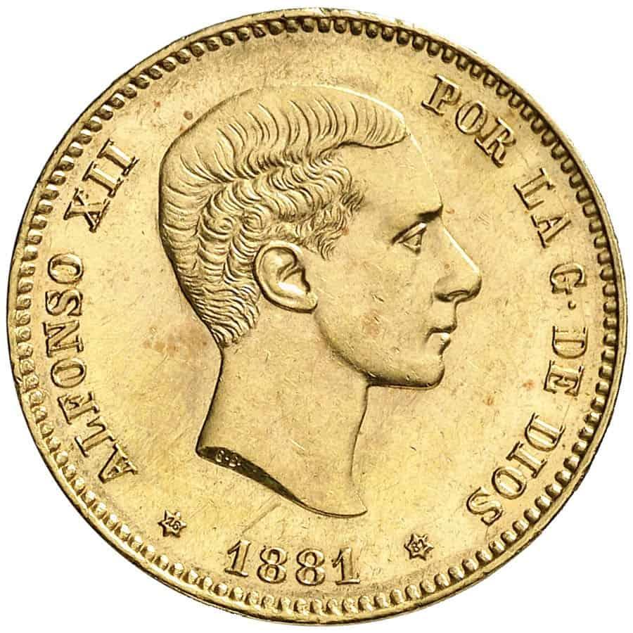 Las monedas estrechas