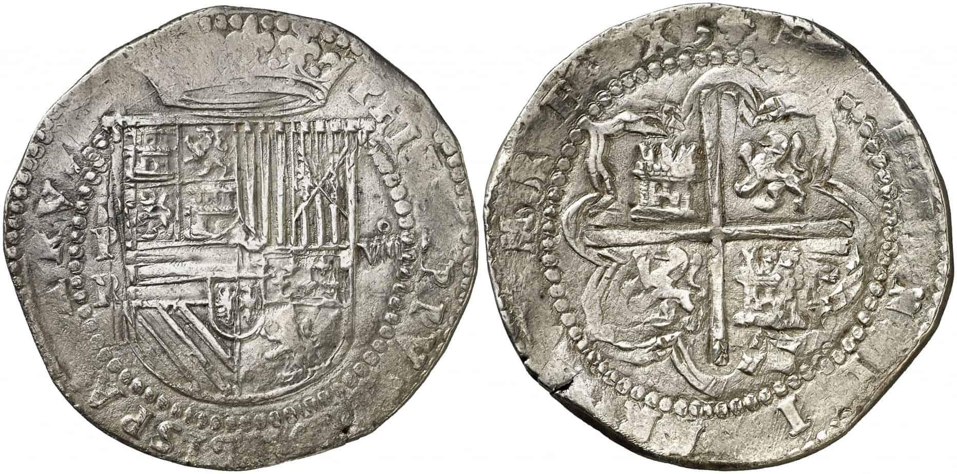 8 reales Potosí Alonso Rincón
