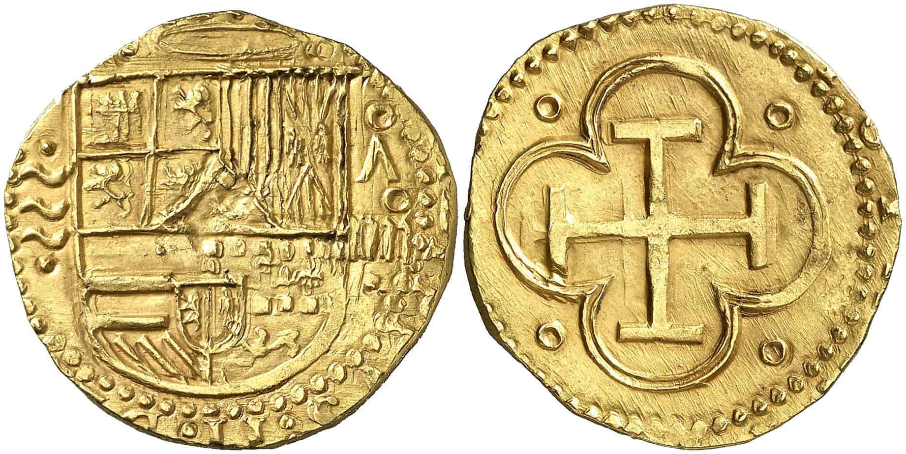 4 escudos Valladolid Felipe II