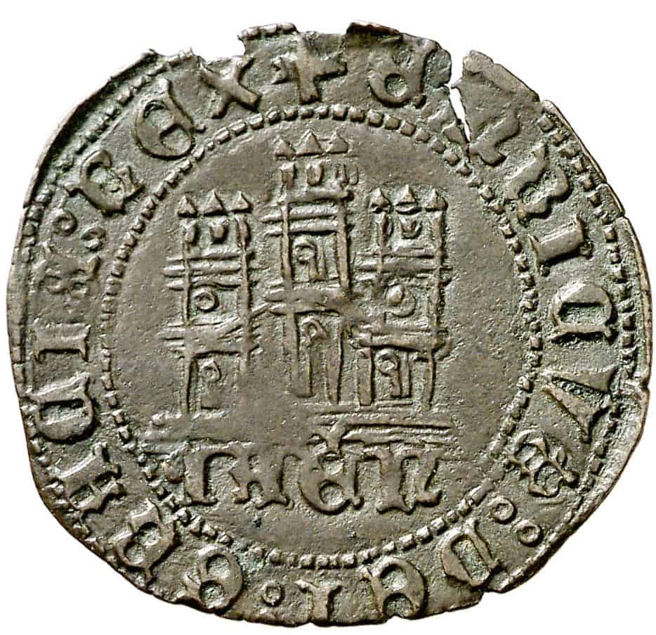 Las monedas de Jaén
