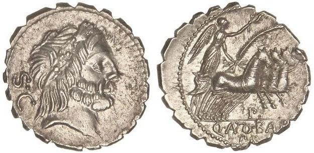 denario Antonia