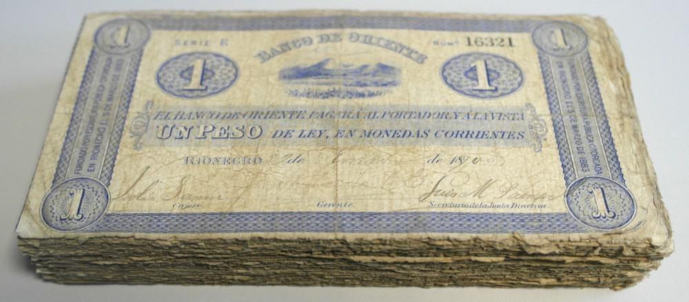 1 peso Colombia