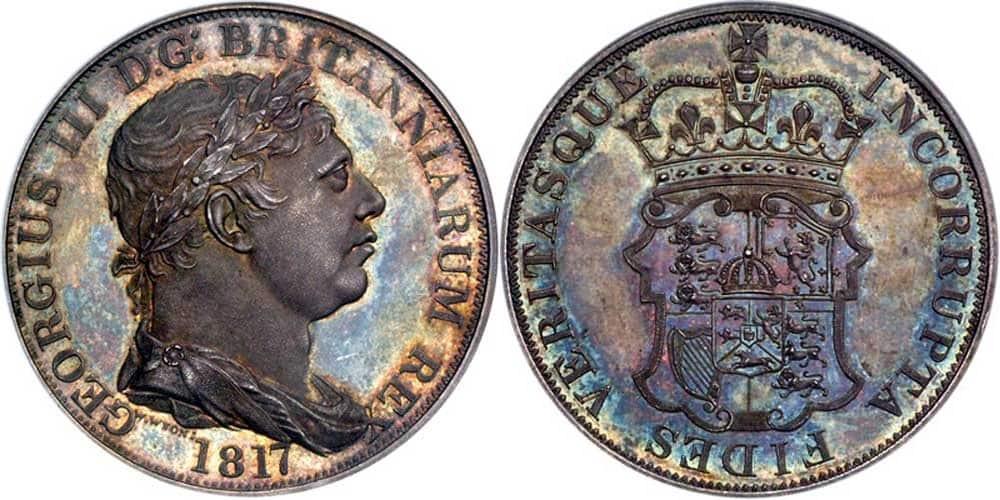 Corona Jorge III