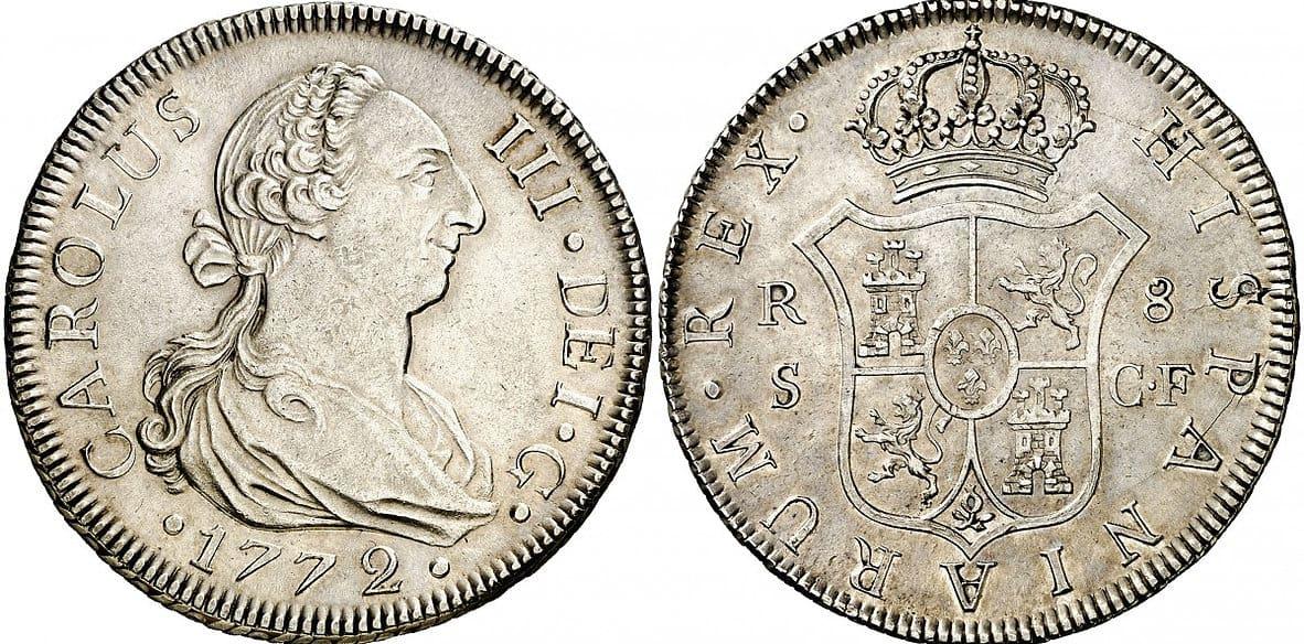 duro sevilla 1772