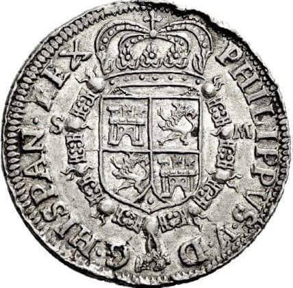 El duro de la Real Casa de la Moneda de Sevilla