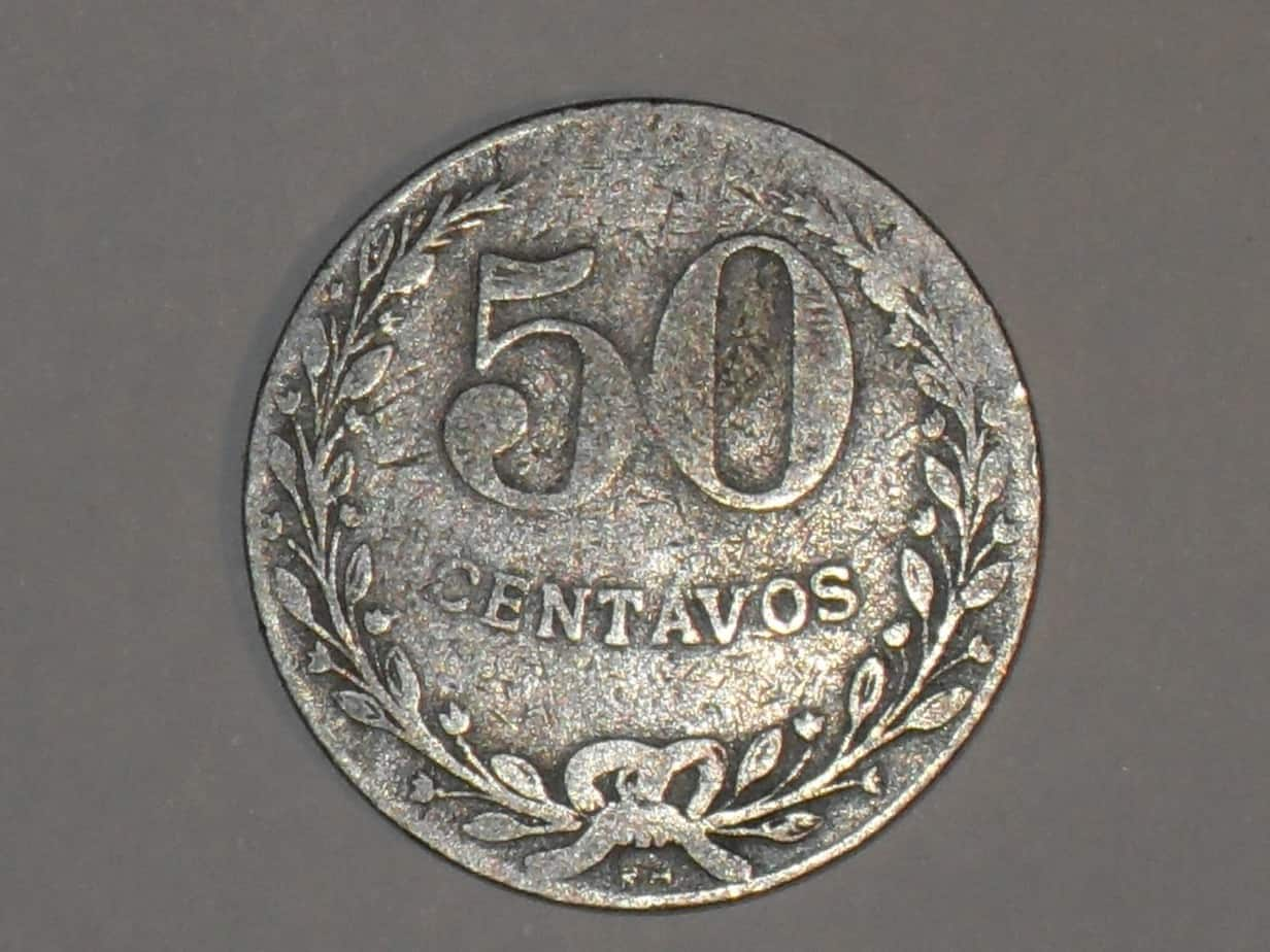 monedas lazaretos Colombia