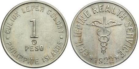 monedas lazaretos EEUU