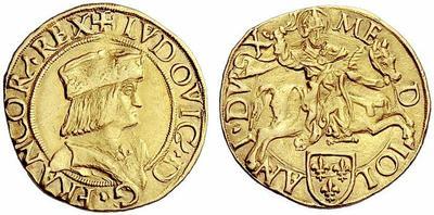 ducado Ludovico María Sforza