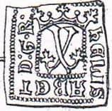 Octavo de real de los Reyes Católicos
