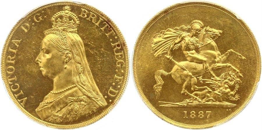 5 pounds 1887