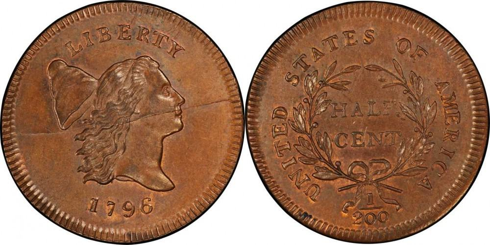 Figura 7. 20 céntimos de 1887 acuñados en la Guayana Francesa