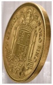 Medalla de oro de Franco