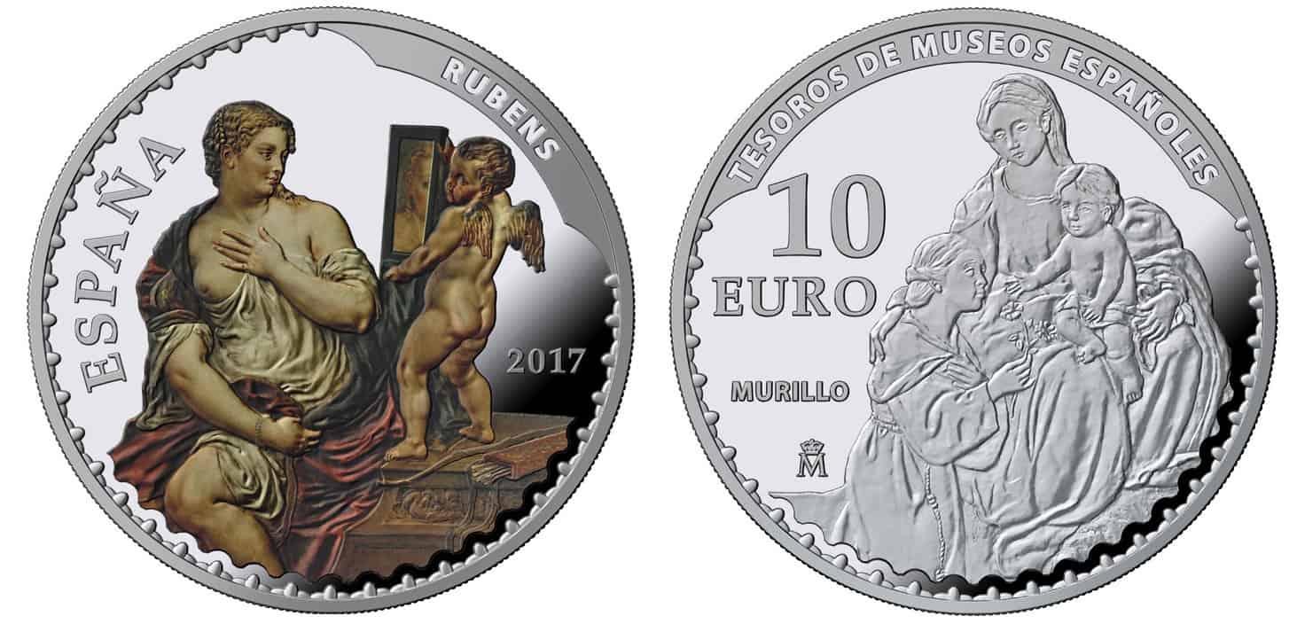 10 euros FNMT Rubens