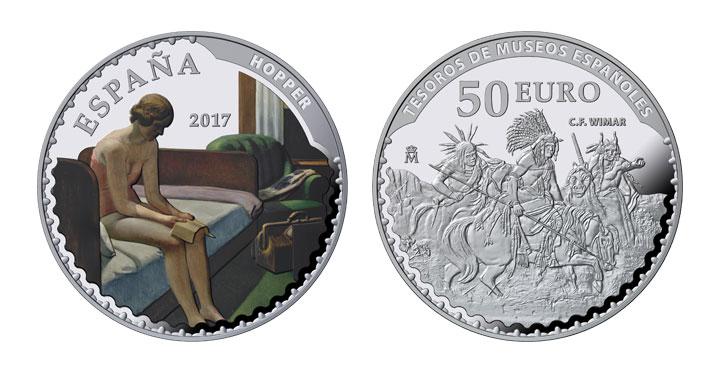 50 euros FNMT Hopper