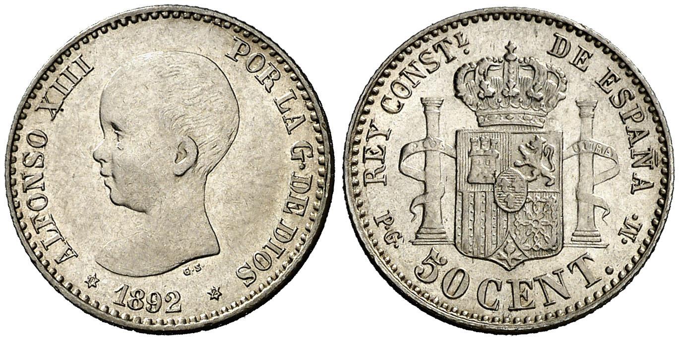50 céntimos ebc-