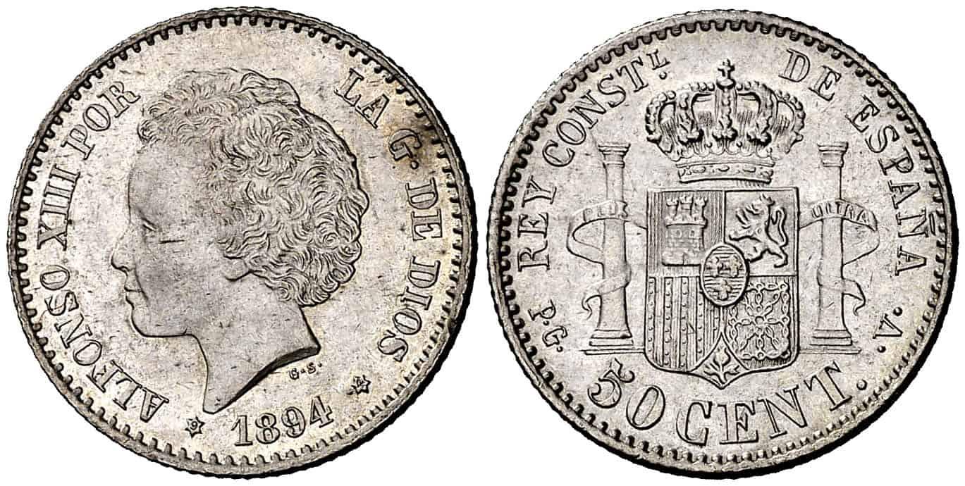 Valorar monedas de módulo grande y de módulo pequeño