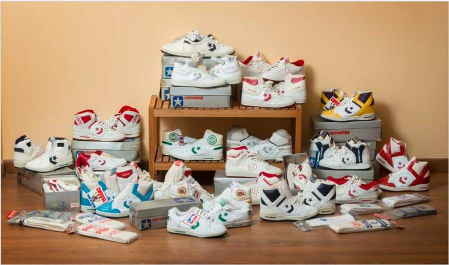 Colección de Sneakers