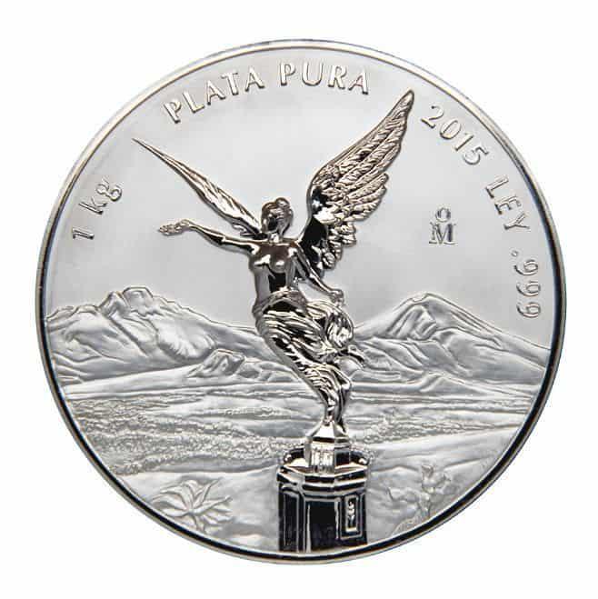 Cómo saber si una moneda es de plata