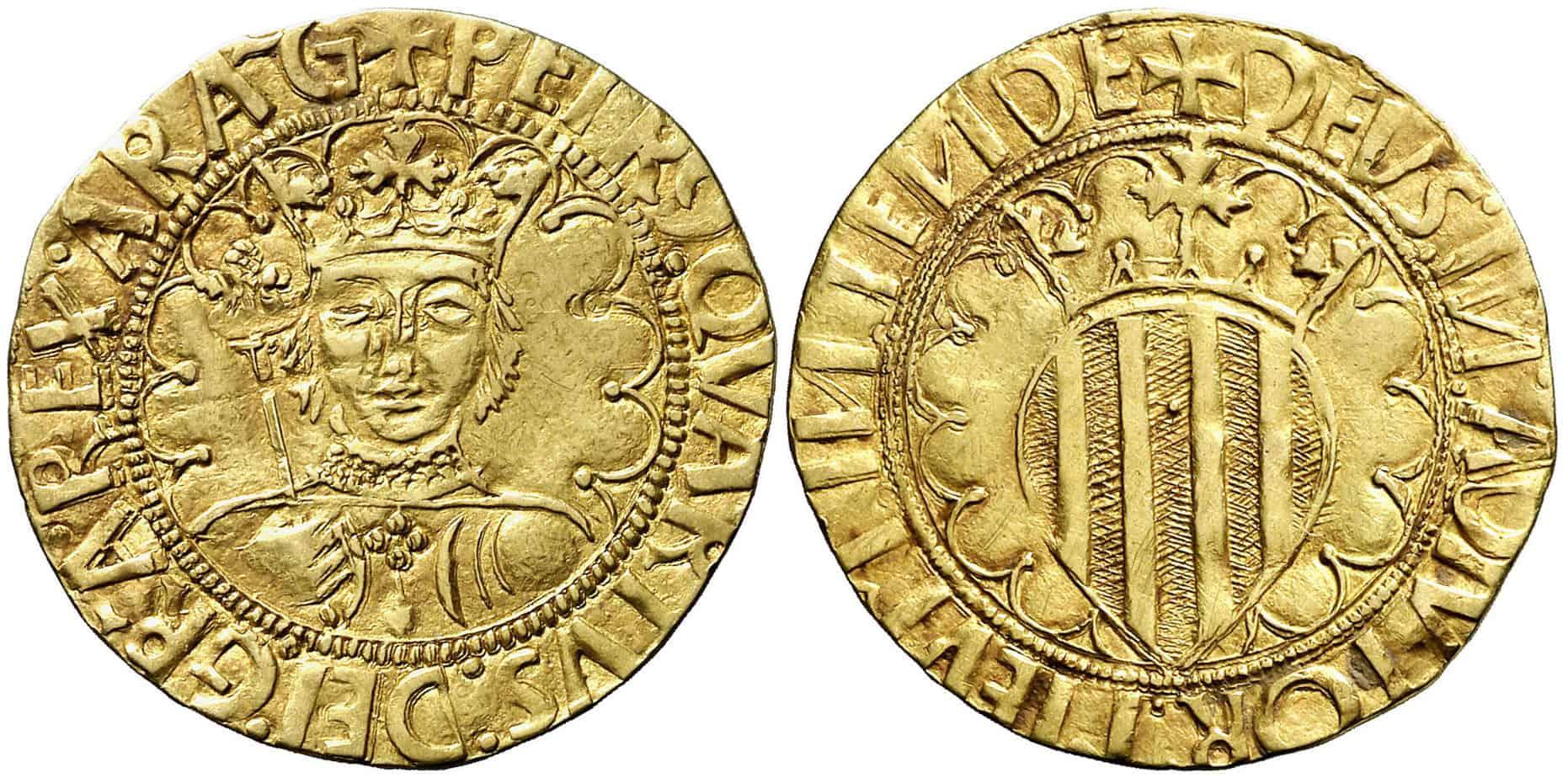 Las monedas de la Guerra Civil Catalana (1462-1472)