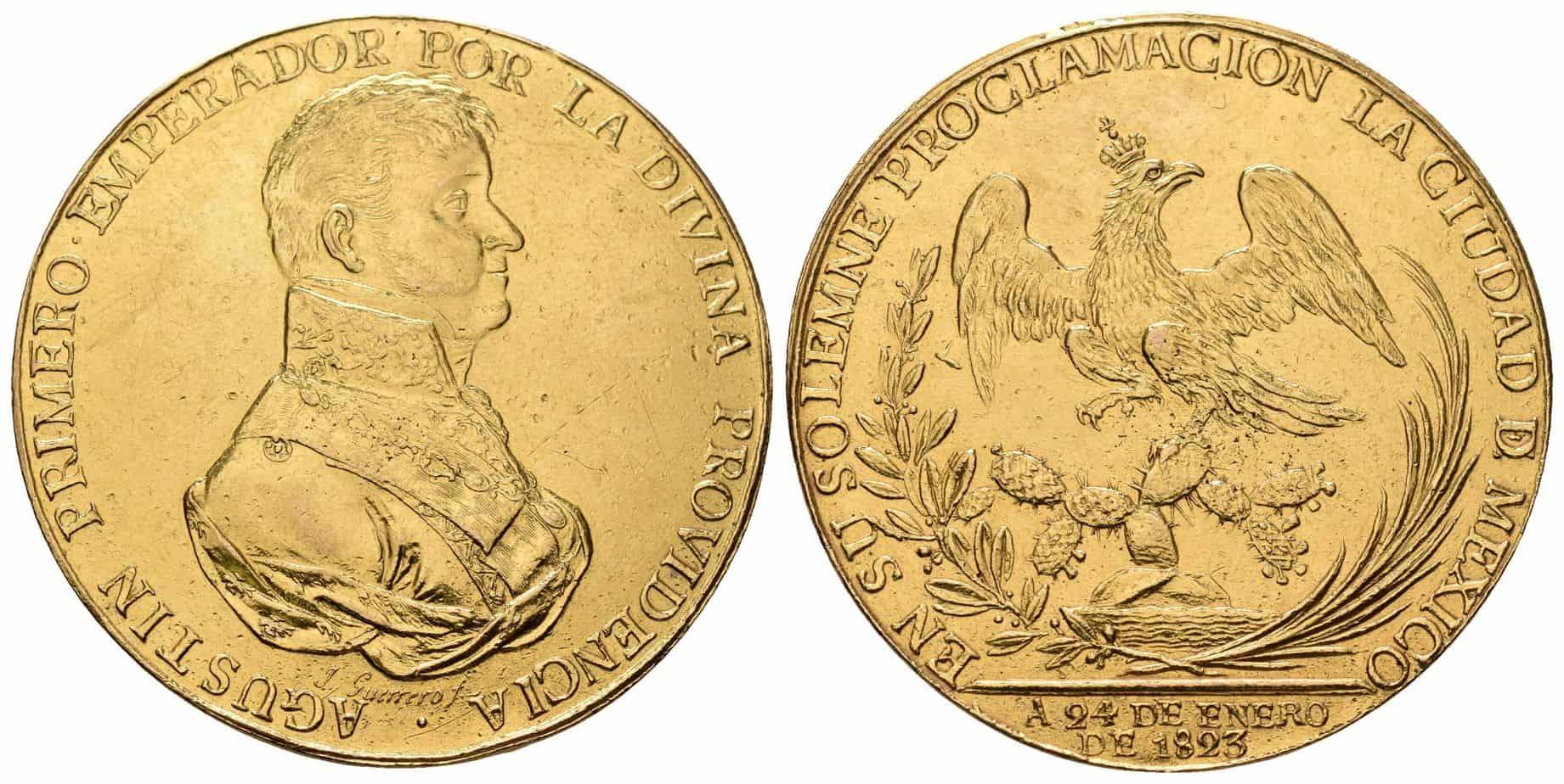medalla Proclamacion Ituribe