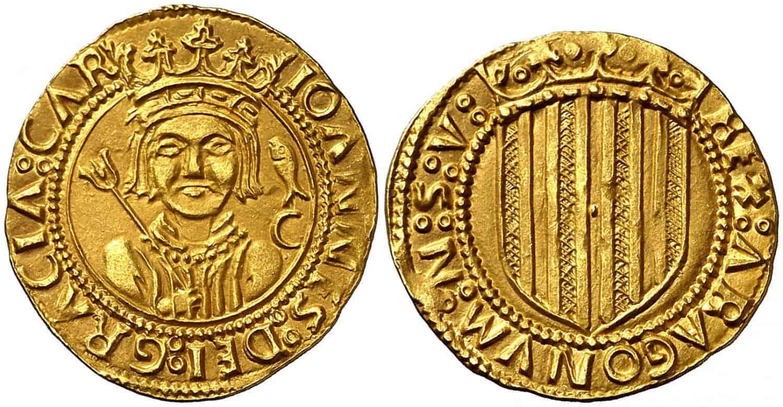 oro ducado de Juan II