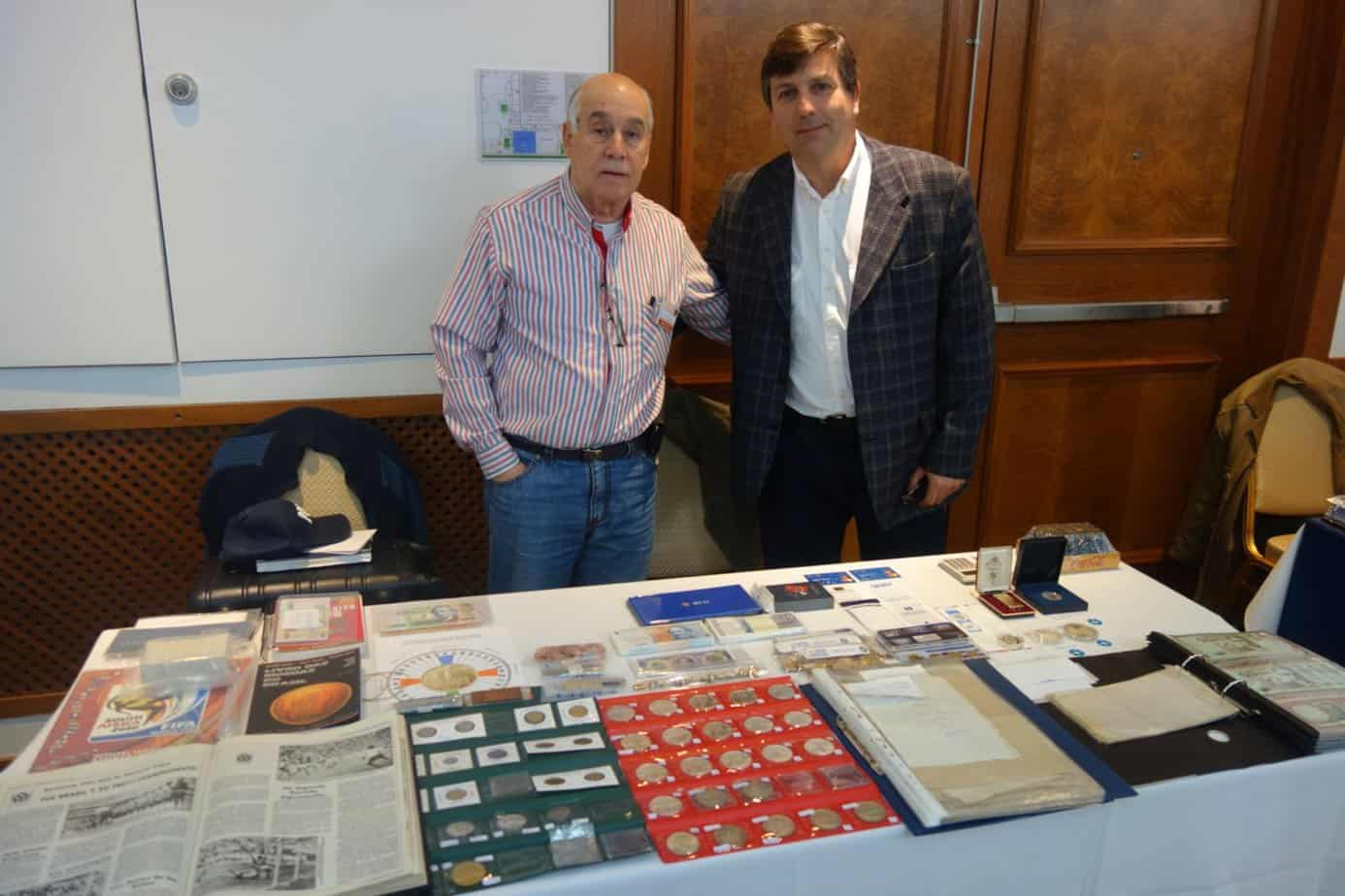 Convención numismàtica Uruguay