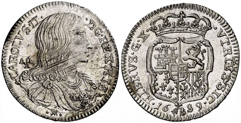 Carlos II, 1689